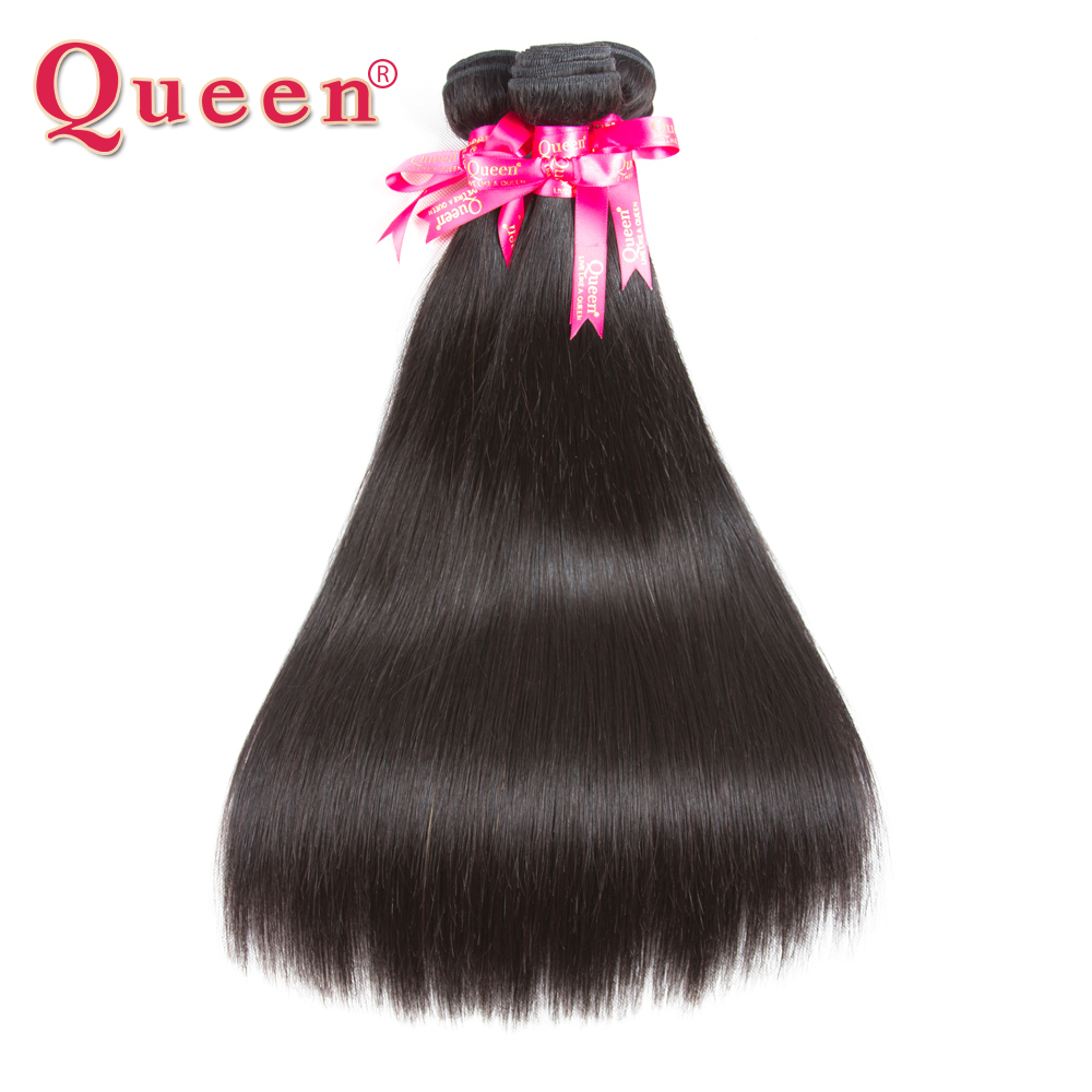 Hot Sale Queen Hair Products Malaysian Straight Hair Extensions Remy