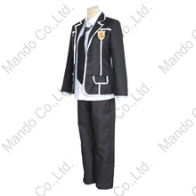 Anime Guilty Crown OUMA SHU Cosplay Costume Mens School uniform suit Men Halloween Cosplay Party 3pcs Outfit