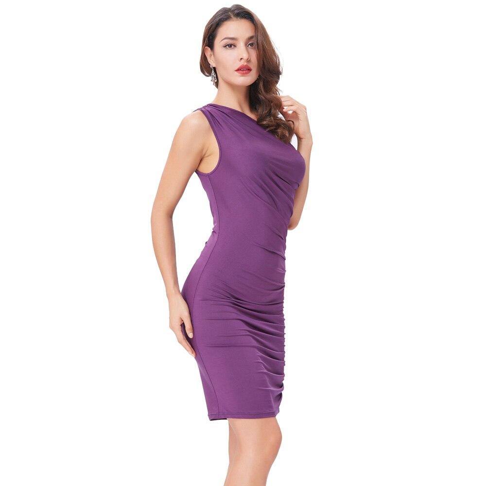 Perfecto Vestido De Coctel Del Bodycon Viñeta - Vestido de Novia ...
