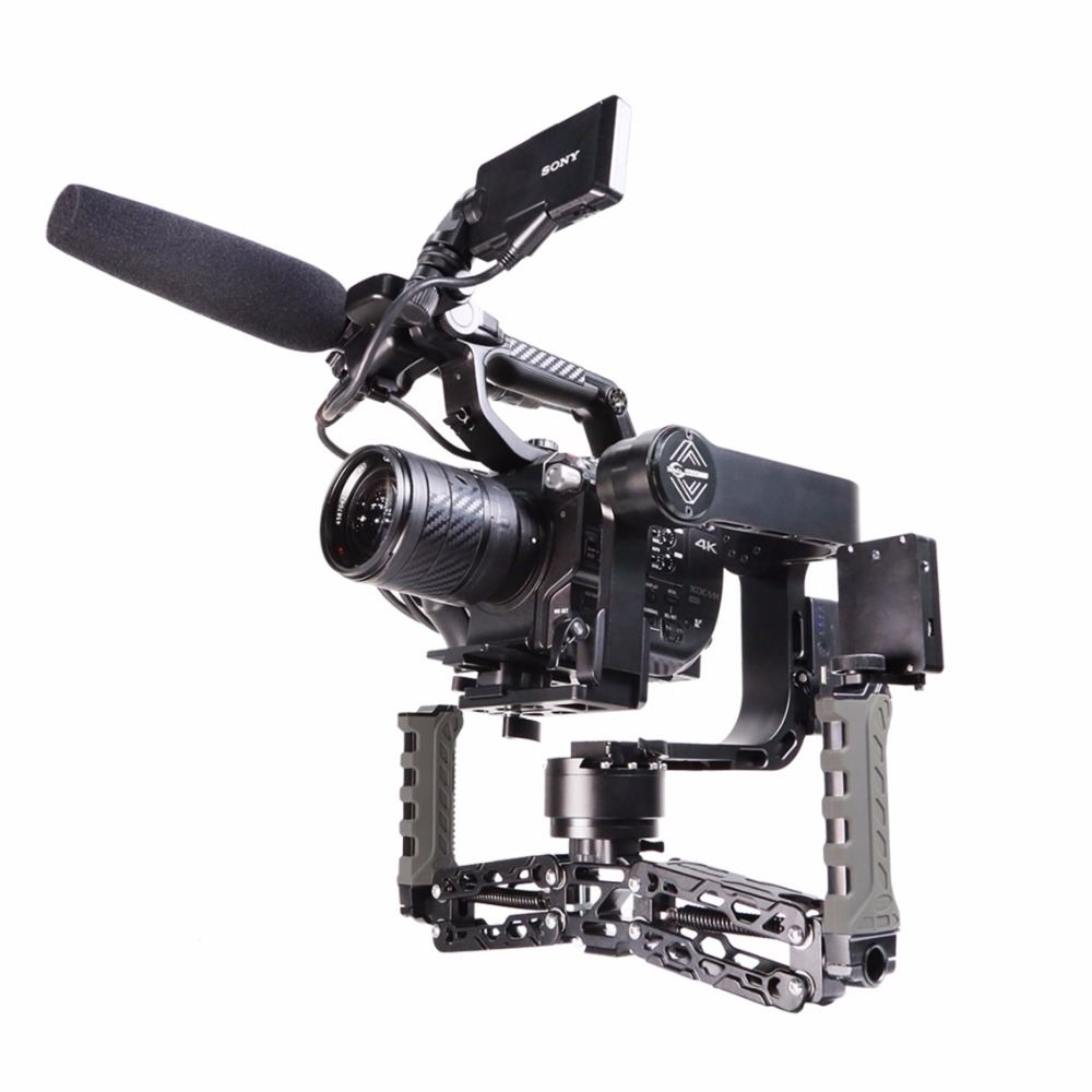 Nebula5300 5 Axis Gyro Stabilizer Built in Encoder for video cameras-in Tripods from Consumer Electronics
