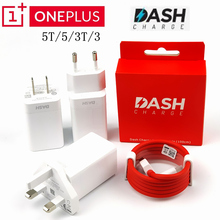 Original Oneplus 6 DASH Charger one plus 5t 5 3t 3 5V 6t Quick fast charging Adapter USB 3.1 Type-C Data line dash Charge cable аксессуар oneplus dash charge usb type c 1 0m red 0202003201