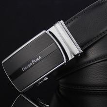 fishing aluminum alloy gimbal waist belt golden black Men's leather high quality black jeans belt automatic buckle leather belt business casual pants waist men's alloy buckle belt