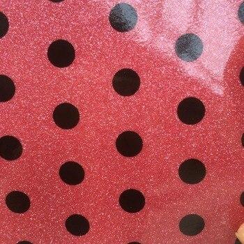 Silla De Cuero Tejido | Sintético PU Liso Espejo Redondo Dot Membrana Material De Cuero