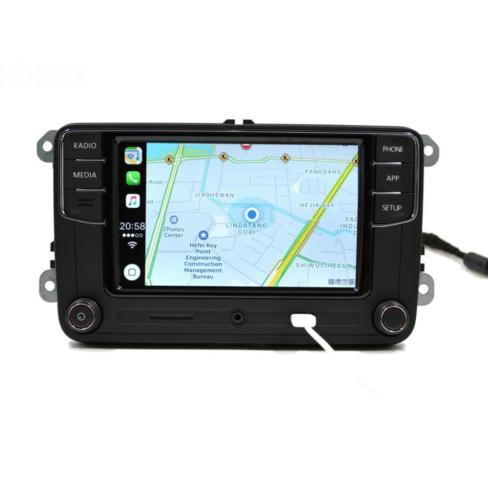RCD330 Android CarPlay 187B   Pour VW Tiguan Golf 5 Passat PQ