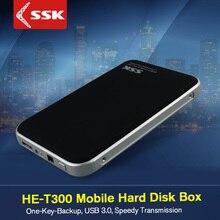 Горячие ССК HE-T300 USB 3.0 HDD корпусы 2.5 »внешний hdd дело до 5.0 Гбит/с 2.5 дюймов жесткий диск коробка для ноутбуков для планшетных otb