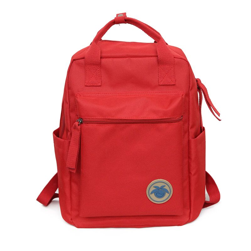 Schoolbag Female Korean Version Ulzzang Backpack Chic High School Students Ins Overfire Backpack