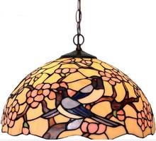 Ручной работы 16 дюймов творческий простой кулон для столовой бар ресторан украшение лампы, Yslc-44, Бесплатная доставка