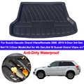 Para Suzuki Escudo Nomade Grand Vitara 2006-2015 Traseira Do Carro Mat Tronco Tray Boot Forro de Carga Tapete Protetor de Piso esteiras de 2013 2014