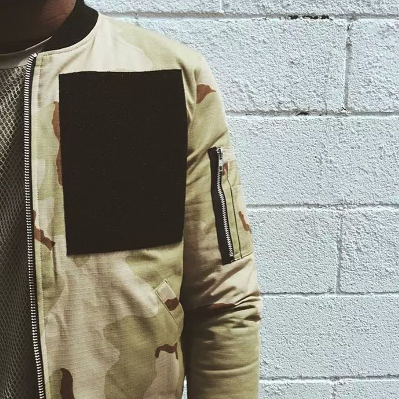 Hommes Air Street De Camouflage High Vol Camo Designer Citi Tendance Manteau Armée Ma1 Bomber Outwear Élégant Veste qnxv4OIE