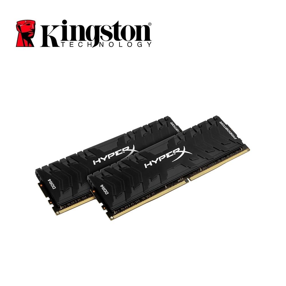 Kingston HyperX DDR4 16G 3000 MHZ DDR4-3000 CL15 288 broches HX430C15PB3/16 16 GB 2G x 64 bits DIMM
