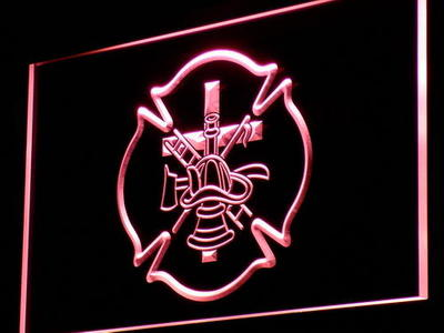 i899 Firefighter Fire Helmet AXE Ladder Light Sign On/Off Swtich 20+ Colors 5 Sizes