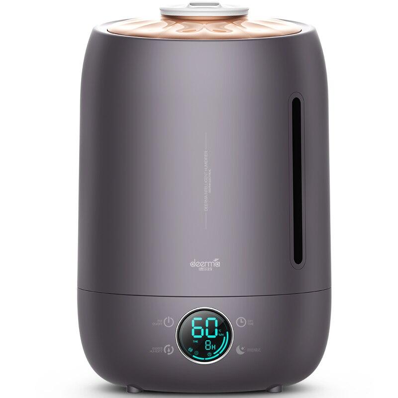 5L увлажнитель немой высокое Ёмкость Спальня офиса очистки ароматерапия 3 очистки Постоянная Влажность большой Экран