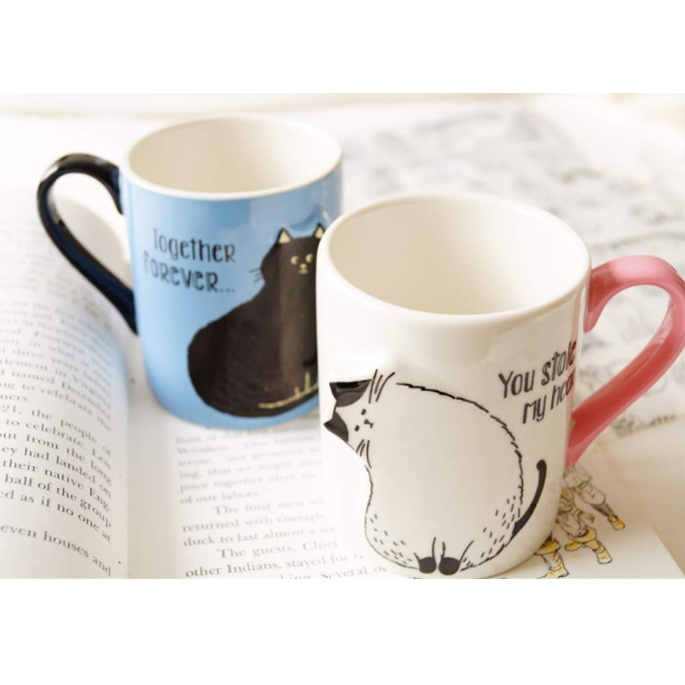 Together Forever Cat Mug