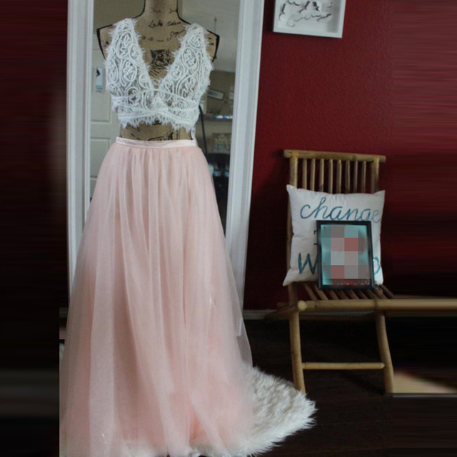 Thin Tulle Dress
