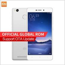 Оригинал Xiaomi Redmi 3 S Redmi3s 2 ГБ RAM 16 ГБ ROM 4 Г FDD Смартфон 5.0 Дюймов Snapdragon 430 Отпечатков Пальцев ID