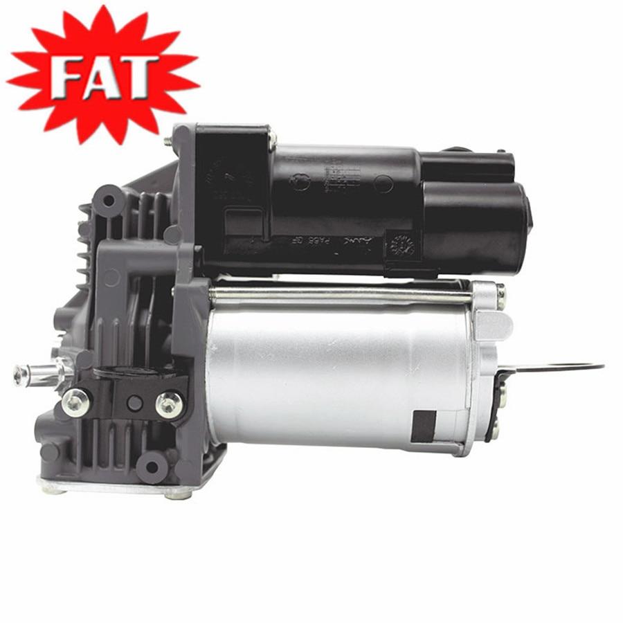 Airsusfat Air Suspension Compressor Pump For Mercedes W221 CL216 Air Compressor 2213200704 2213201604 2213201704