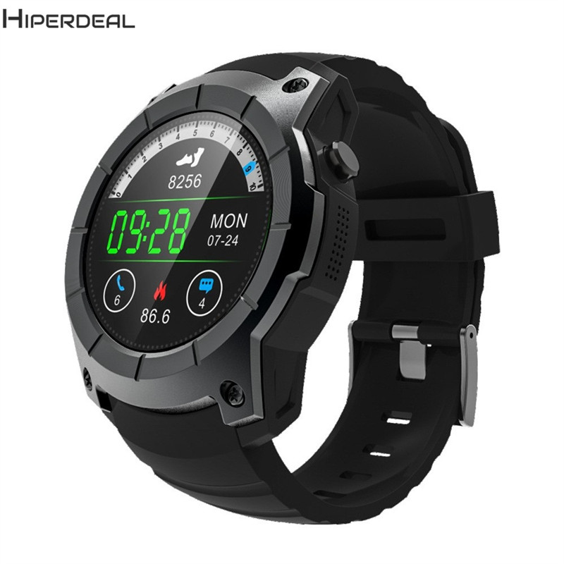 HIPERDEAL S958 Bluetooth Smart Watch Support GPS Air Pressure Call Heart Rate Monitor Sport Watch Multifunctional JANN25 D23