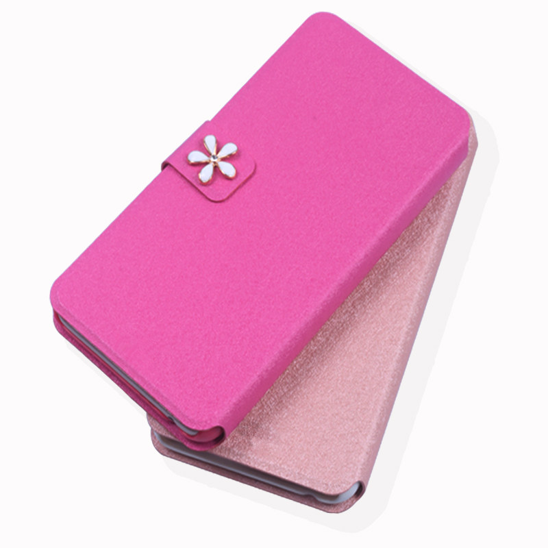 For Huawei Ascend Y635 Case Luxury PU Leather Flip Cover Fundas for huawei y635 Phone Case protective Shell Cover Capa Coque Bag in Flip Cases from Cellphones Telecommunications