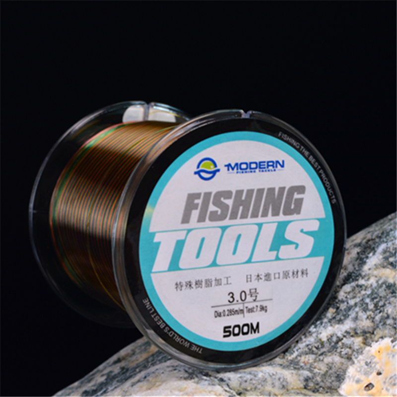 modern-fluorocarbon-colorful-font-b-fishing-b-font-line-500-meters-wear-resistant-nylon-line-boat-sea-font-b-fishing-b-font-line