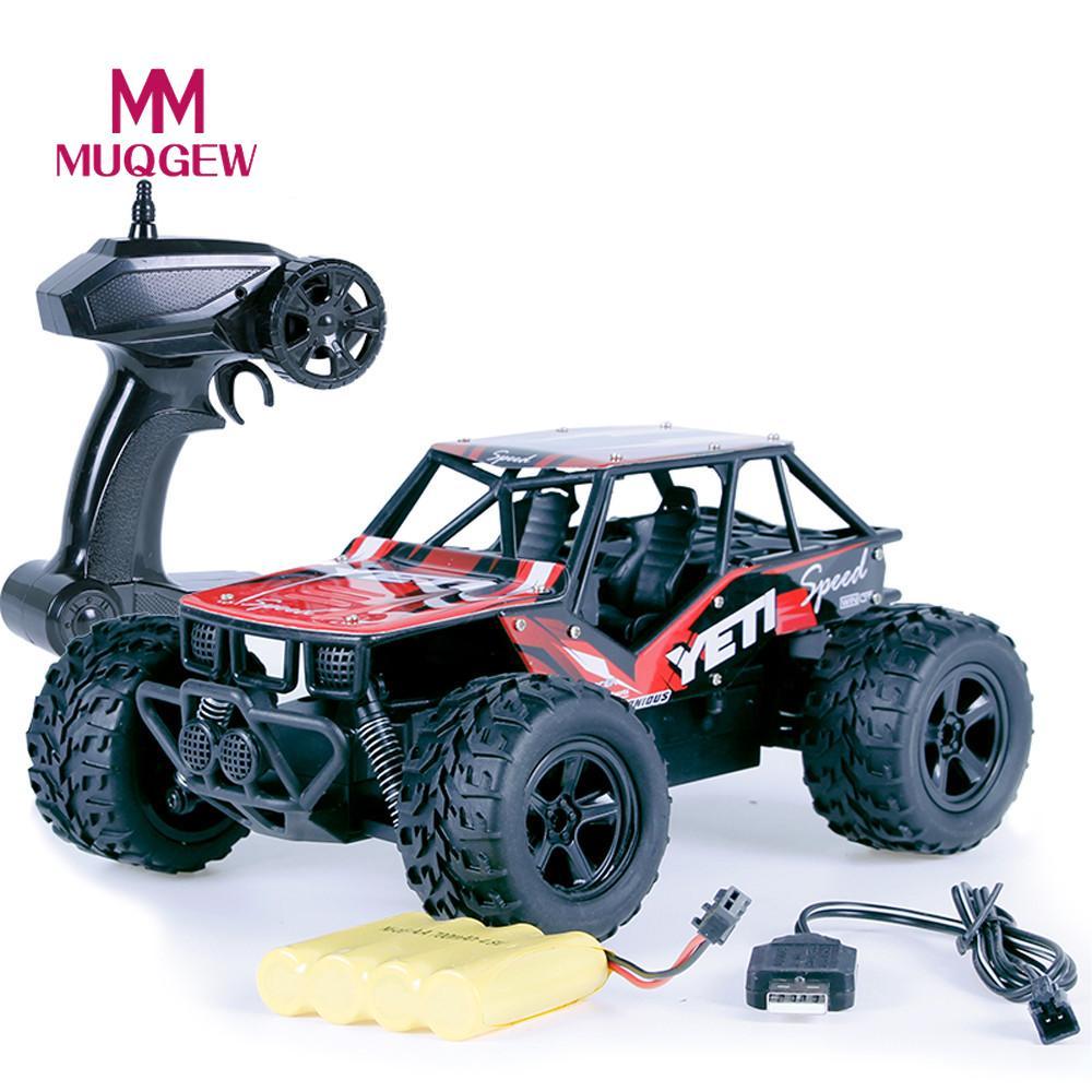 MUQGEW Brand Toys 1:20 RC Cars 2.4GHZ 2WD Radio Remote drift Control Off Road RTR Truck Model RC Racing Car Oyuncak for Boy hsp bajer 5b 1 5th 2wd rtr 26cc engine gasoline off road buggy 94054