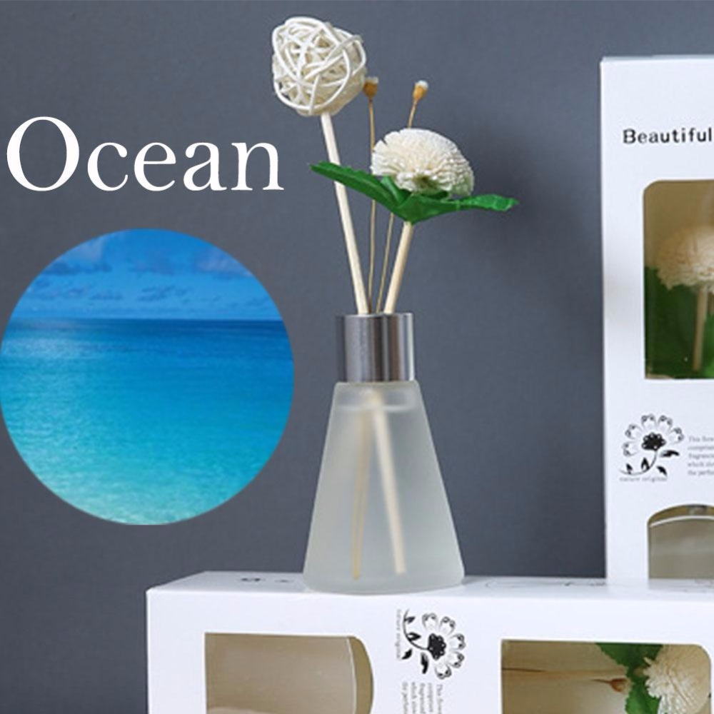 Aromatherapy suit wholesale fragrant home furnishing for Glass home decor
