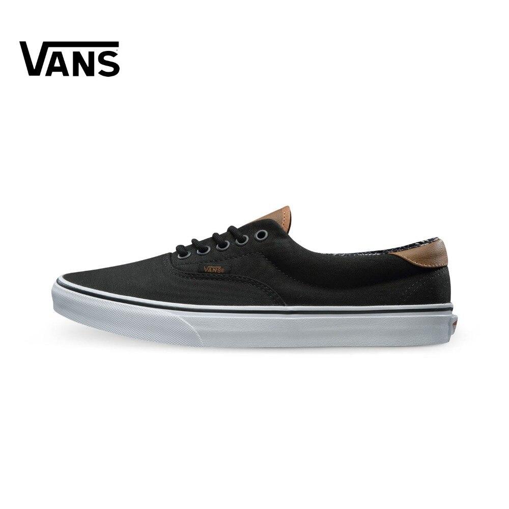 Nuovo Arrivo originale Vans uomo Classico Era 59 Low-top Scarpe Da Skateboard Sport Outdoor Sneakers di Tela Confortevole VN0A38FSMMK