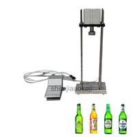 Household Cap sealing machine Semi automatic Commercial Pneumatic beer capping machine Beer Bottle Capper manual Capping Machine