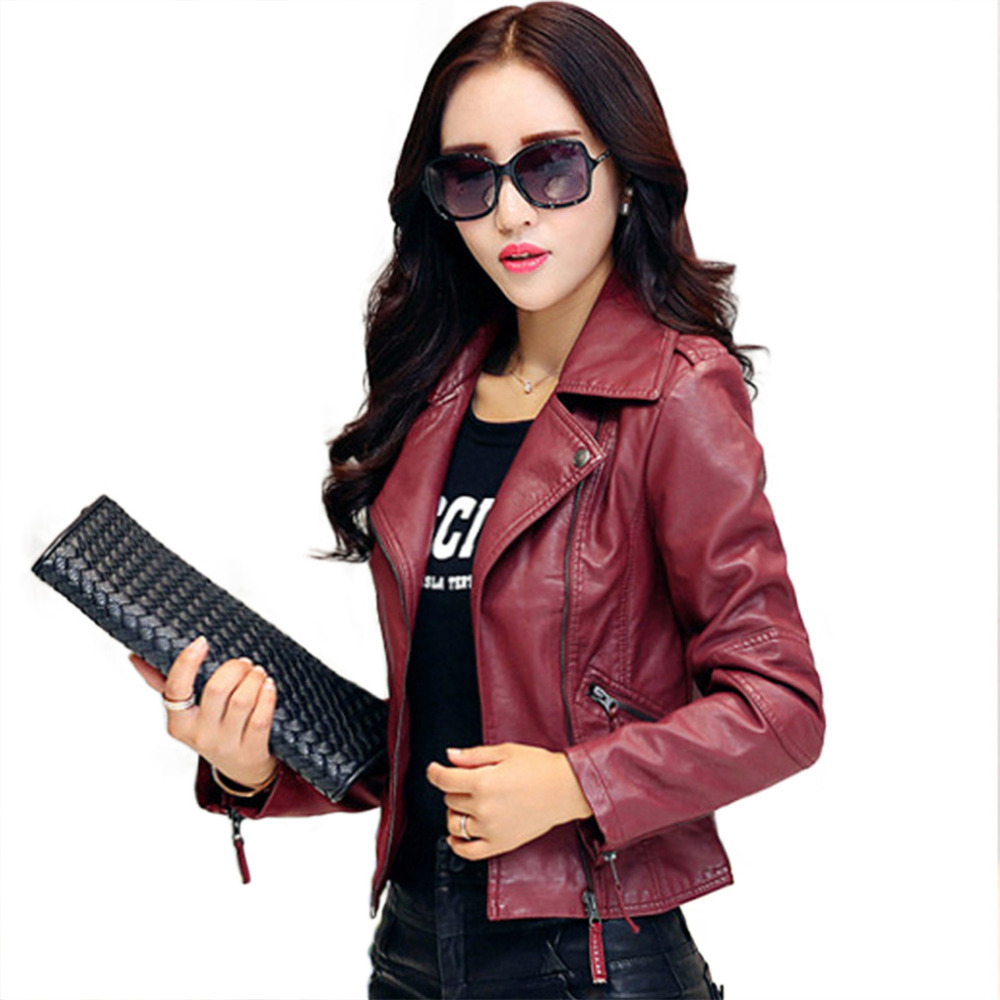 Popular Cheap Leather Jacket-Buy Cheap Cheap Leather Jacket lots ...