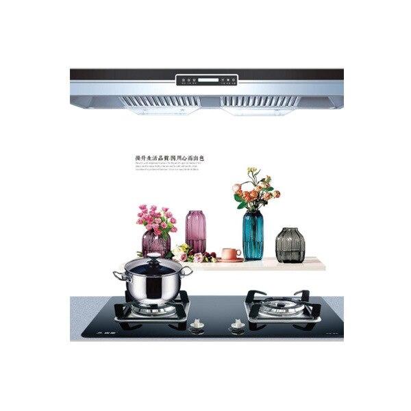 Самоклеющиеся обои для кухни из алюминиевой фольги, наклейки для кухонного шкафа, маслостойкие водонепроницаемые Мультяшные наклейки на стену - Цвет: R