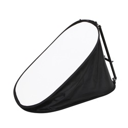 Selens 70*100cm Floor Level Collapsible Softbox Studio Light Modifier for Speedlite Studio Flash Strobe Portrait Shooting