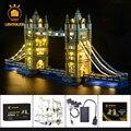 Светильник  светодиодный светильник  комплект для архитектуры  Лондонский Тауэрский мост  светильник  комплект  совместимый с 10214 (не включа...