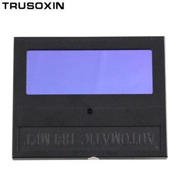 цена на Auto Darkening/Shading Welding Mask/Helmet/Welder Cap Welding Filter for the TIG MIG MMA/ZX7 Welding Machine and Plasma Cutter