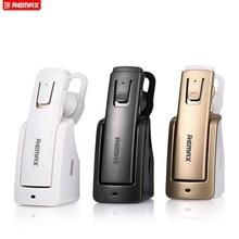 100% Оригинал Remax RB-T6C Автомобиля Громкой Связи Bluetooth Комплект 4.1 Беспроводное Зарядное Устройство Портативный Динамик Громкой Связи Bluetooth Наушники