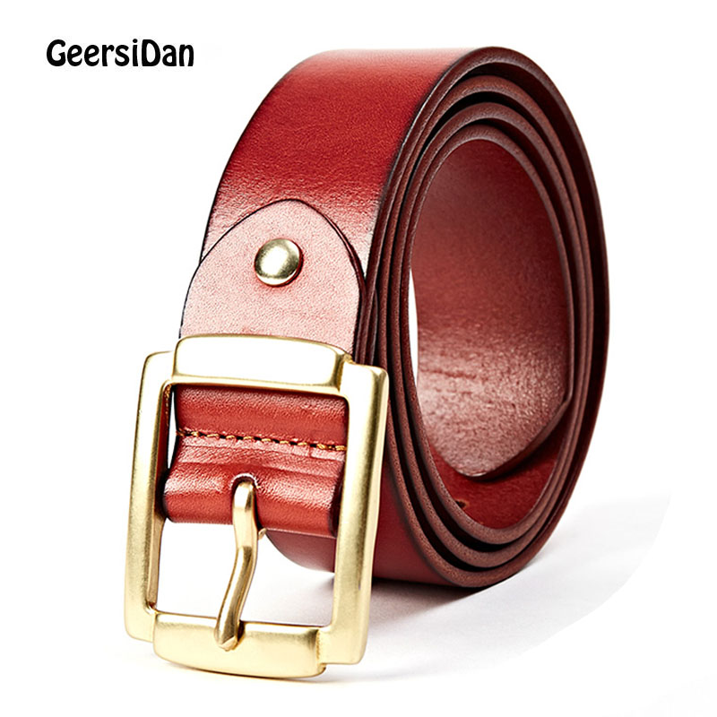100% True Vomint 2019 New Arrivals Mens Belts Extended Belt Genuine Long Leather Leisure Cowhide Belt 130cm 150cm For Male Fast Color Apparel Accessories