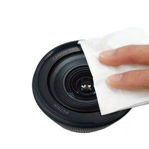 Image 5 - Toallitas ZEISS, 100 Uds., microscopios, anteojos de sol con cámara, pluma limpiadora, cámara óptica, plumas para limpieza de lentes
