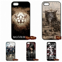 Design Black Veil Brides Fans Cover Case For Apple iPhone 4 4S 5 5C SE 6 6S Plus 4.7 5.5 iPod Touch 4 5 6