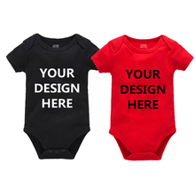 KAVKAS Body Short Sleeve Newborns Twins Printing 2pcs/Lot