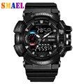 Militar S Choque deporte Relojes de pulsera Relogio masculino Electrónica 90G Marca Hombres Deportes Relojes 50 m Impermeable LED Digital
