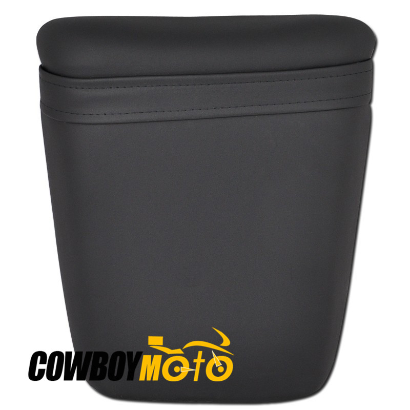 Motocycle Rear Passenger Seat Pillion Cushion For Honda CBR400 NC29 1989 - 1995 90 91 92 93 leather