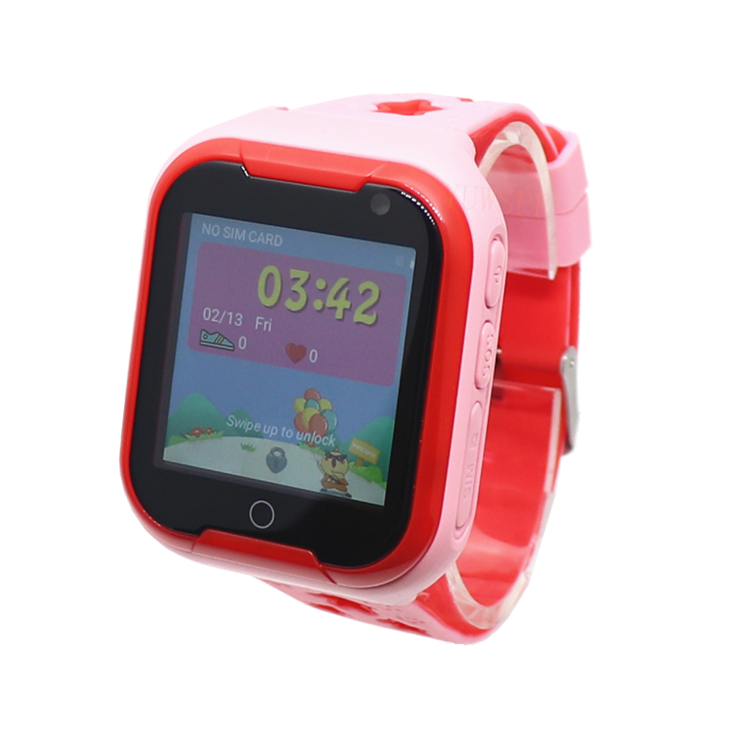 Kids GPS Tracker 4G Smart watch M05 LBS WIFI location SOS call Android 4.2 Pedometer Camera Children Smart watches M05 1PCS 12