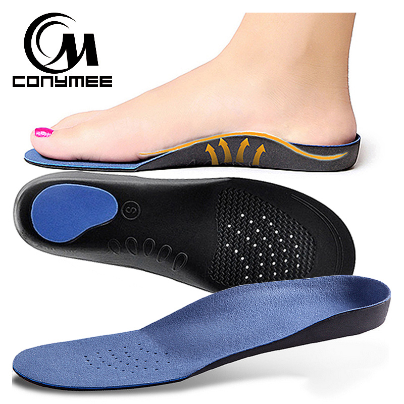 Flat Feet Orthopedic Insoles Men Women Arch Support Shoes Inserts Pads Foot Care Shoe Pad Insole Sneakers Cushion Shoe Sole
