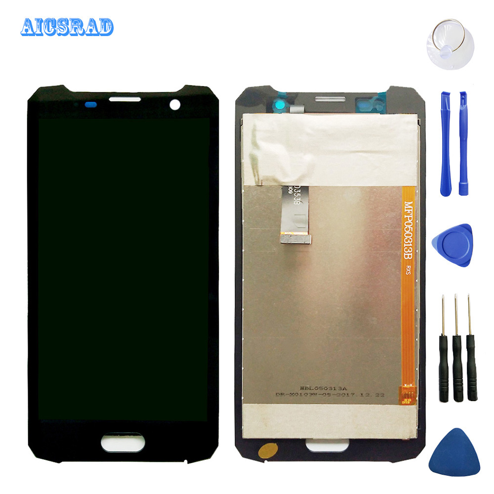 AICSRAD For Ulefone Armor 2 LCD Display Touch Screen Digitizer Assembly Repair Parts For Armor2 armor