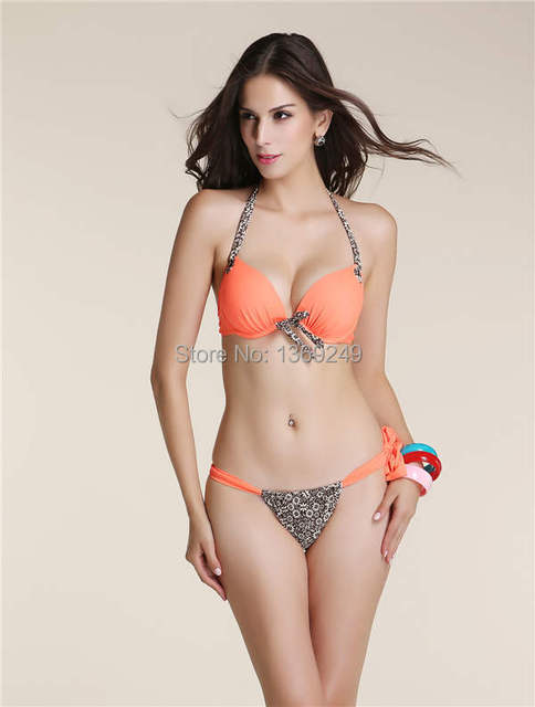 Exotic bikini girls