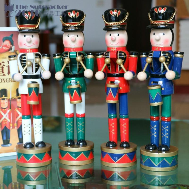 Comprar soldado cascanueces de madera - Cascanueces de madera ...