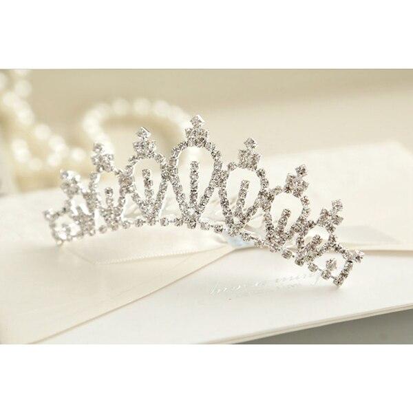 HTB1zwD5JVXXXXawXXXXq6xXFXXXP Dazzling Rhinestone Crystal Girl Princess Headband Tiara - 15 Styles