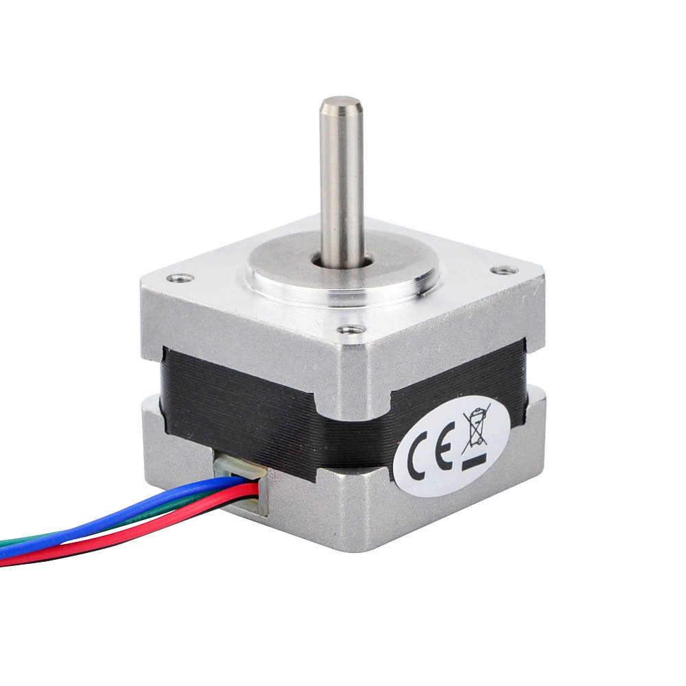 detail feedback questions about nema 14 stepper motor 12v bipolar 1 8deg high torque 14ncm 20oz in 0 4a 35x35x26mm 4 wires for cnc on aliexpress com  [ 1000 x 1000 Pixel ]