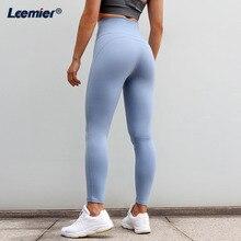 Women Yoga pants High Waist Lulu Leggins Sport fitness Training Tights Gym Fitness Pants
