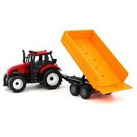 Jumbo Size Farmer Dumpers Tractor FRICTION Truck Model Vehicle Toys For Kids Children S Day