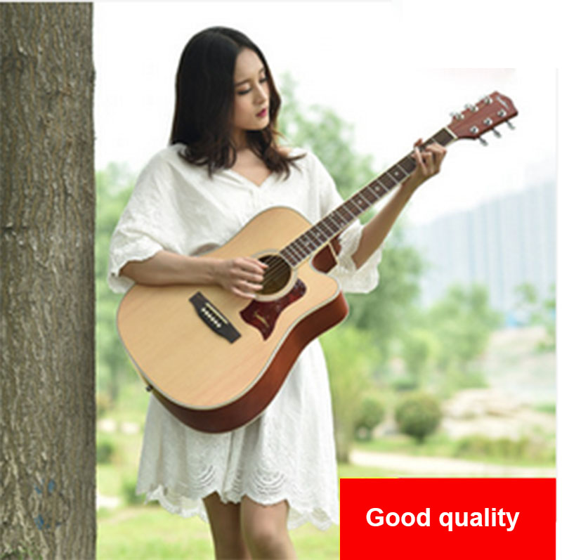 Guitar guitar beginner student female 40 inch entry novice practice musical instrument boy section 41 inch spruce guitar diduo 40 inch 41 acoustic guitar beginner entry student male and female instrument wound guitarra