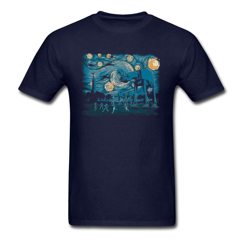Футболка Звездные войны, Мужская футболка 2019, художественная дизайнерская футболка AT принт в виде робота, футболки для взрослого Swag, летняя ...